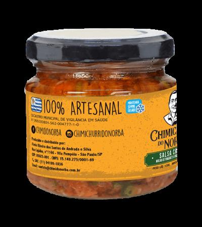 salsa criolla - lado